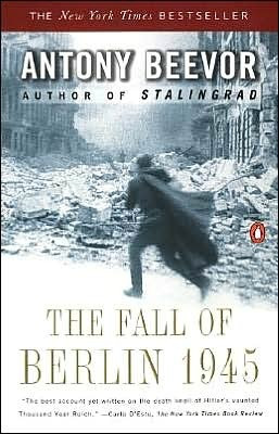 """Start by marking """"The Fall of Berlin 1945"""" as Want to Read:"""