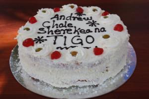 Happy Birthday Fisherman Sayings Birthday cake hiyooo