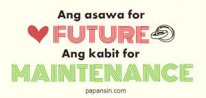 Tagalog Kabit quotes – Patama sa mga MISTRESS/KABIT/KERIDA/OTHER ...