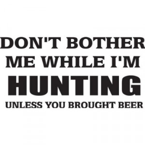 Duck Hunting Quotes Funny