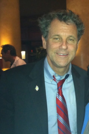 Sherrod Brown invokes Nazis against his Jewish opponent, Josh Mandel