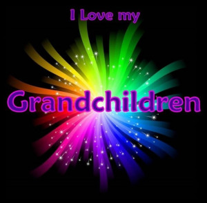 Love my Grandchildren