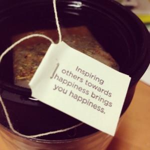 tea bag quote