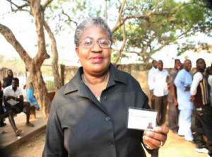 ... Ngozi Okonjo- Iweala to the list of Ministerial Nominees for his
