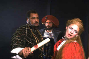 parker 1995 othello movie othello production 1982 james earl jones