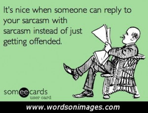 Sarcastic friendship quotes - Collection Of Inspiring Quotes, Sayings ...