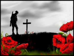 ... Day (or Poppy Day ) here in the UK and the Commonwealth countries