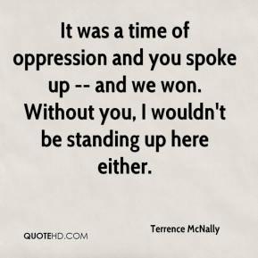 Oppression Quotes