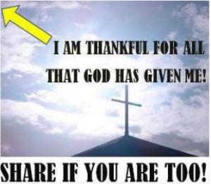 Thanking-God