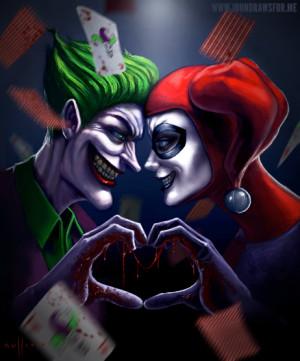 Joker and Harley Quinn vs Ash and Cassie Hack - Battles - Comic Vine