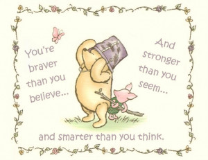 Quotes For A Profile Picture: Winnie The Pooh Quotes About Happiness ...