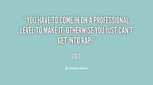 Ice T Quotes
