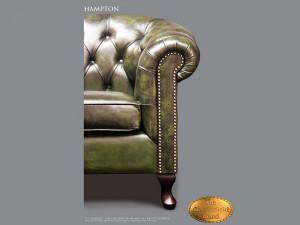 Chesterfield Hampton 4 4 zits bank