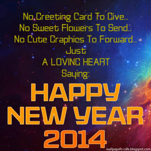Happy New Year 2014 Quotes Images - Happy New Year 2014, 1024x1024 in ...