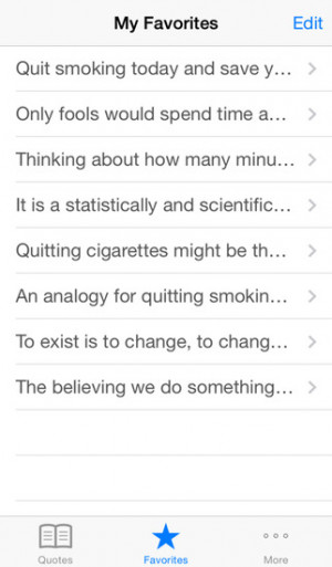 Stop Smoking Quotes - Motivational thoughts to help you quit today and ...