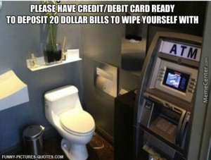 Rich People Restrooms | Funny Pictures and Quotes