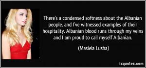 Am Proud Of Myself Quotes More masiela lusha quotes