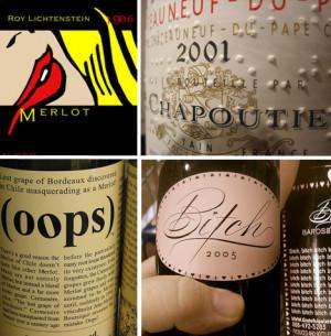 creative wine sayings
