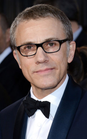 Christoph Waltz Backstage Oscars Quotes