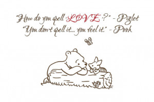 Winnie The Pooh Quotes About Love (7)