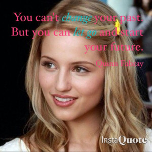 Quinn Fabray Quote