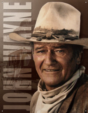 It's John Wayne's birthday!