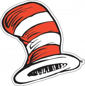 Dr. Seuss The Cat\'s Hat Cutouts