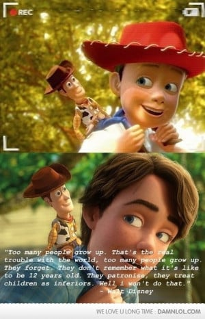 Disney Quotes About Growing Up