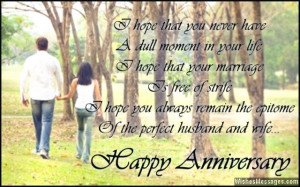 First anniversary wishes for couples