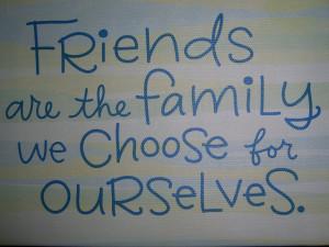 Filled Under: Friendship