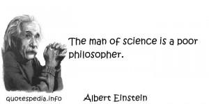 Albert Einstein Philosophy Quotes
