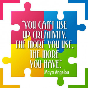 Great #quote about the creative process