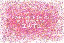 Beauty Quotes / by Sheeradiance Beauty Salon