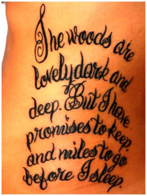 Tattoo Quote Fonts Cursive