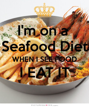 Seafood Quotes