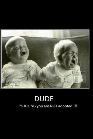 Baby pranks how frickin funny :) lol