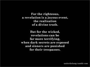 ... post for more 8 months ago # revenge # revenge quotes # revelations