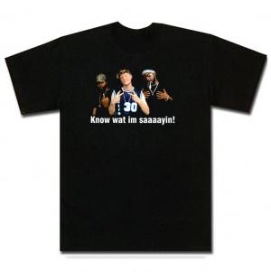 Trailer park boys J Roc sayin quote t shirt
