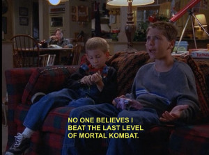 TV screencap television malcolm in the middle s01e07