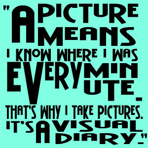 Andy Warhol Quote #photography