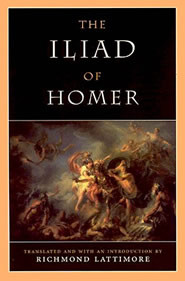 Homer's The Iliad, Richmond Lattimore translation, 1951