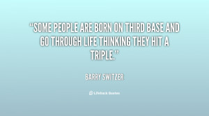 3rd Base Quotes