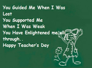 ... teachers day q uotes to your teachers happy teachers day 2014 quotes