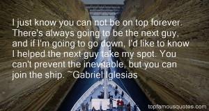 Favorite Gabriel Iglesias Quotes