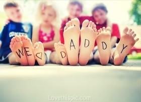 love it we love you daddy