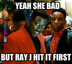 Funny Memes: Nino Brown On Ray J - NoWayGirl