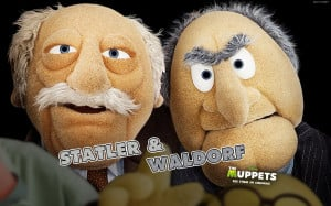 Jogara2/Statler and Waldorf