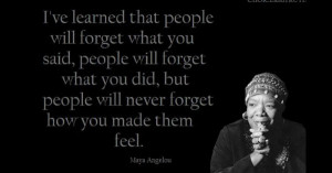 Maya Angelou Quotes On Happiness