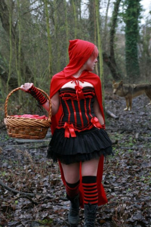 Image detail for -... Photography: Grimms Fairy Tales - Little Red ...