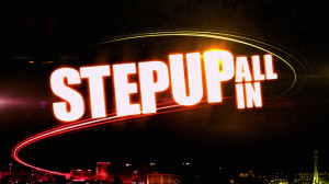 Step Up All In Logo Wallpaper,Images,Pictures,Photos,HD Wallpapers
